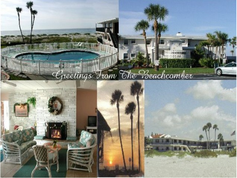 Beachcomber in Venice - Vacation Rentals on the Gulf of Mexico